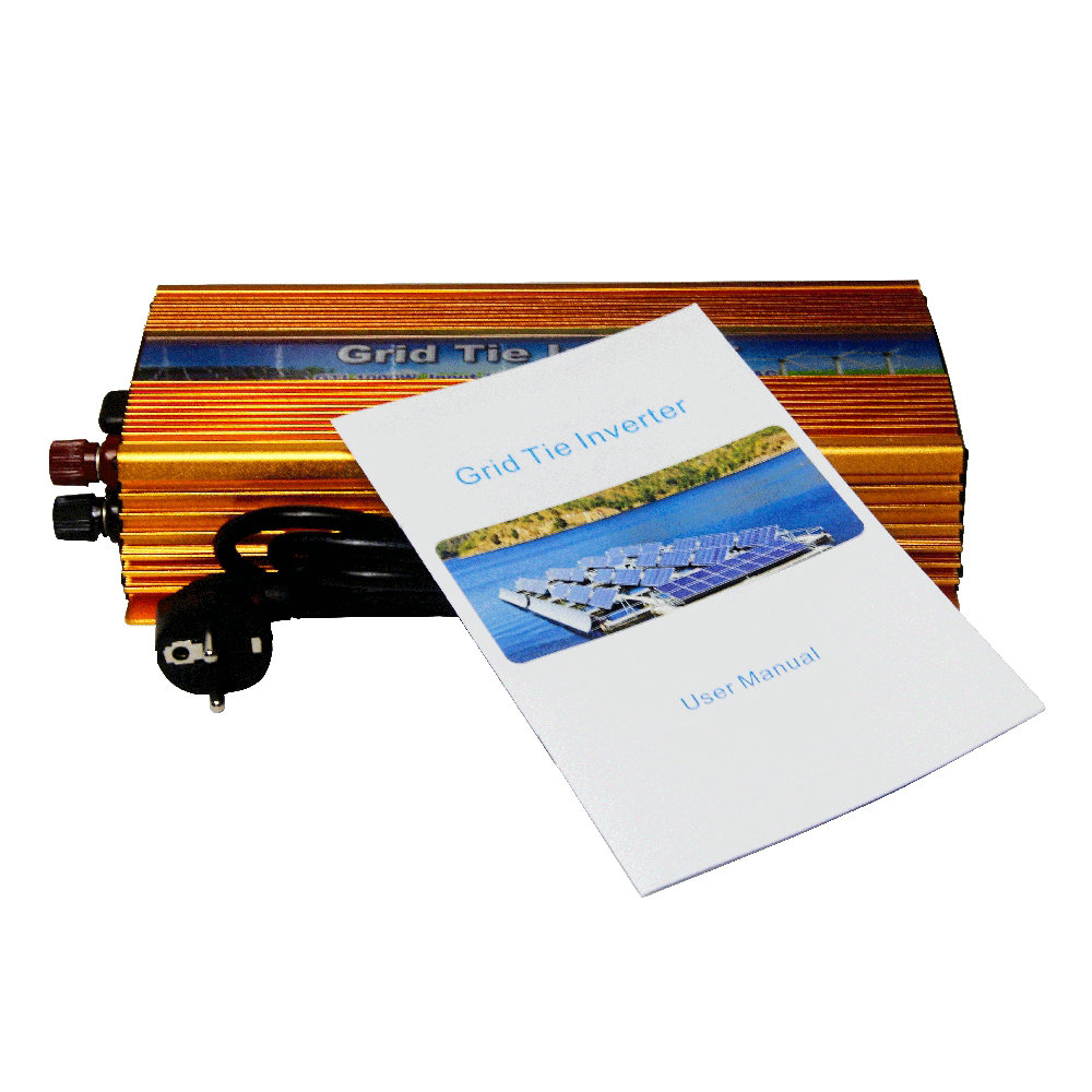 1000 W Сетка Tie Micro Инвертор 20 V 50 V DC, 90V 140Vor 190 V 260 V AC, работоспособным для 1200 W 24 v, 36 v солнечной панели или Wnd системы