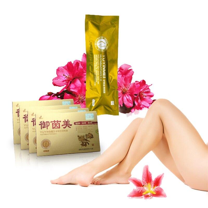 5pcs/pack YUYINMEI vaginal tightening gel shrink vagina vagina tighten product improve women pleasure