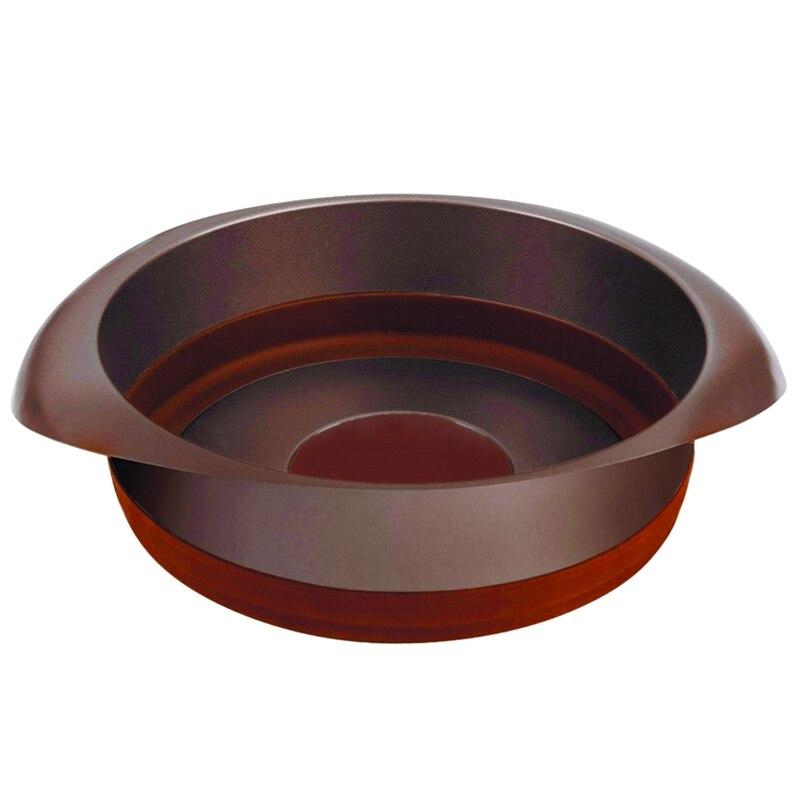 Form for baking Rondell MoccoLatte RDF 22 cm-440 diy baking tray cake baking mold