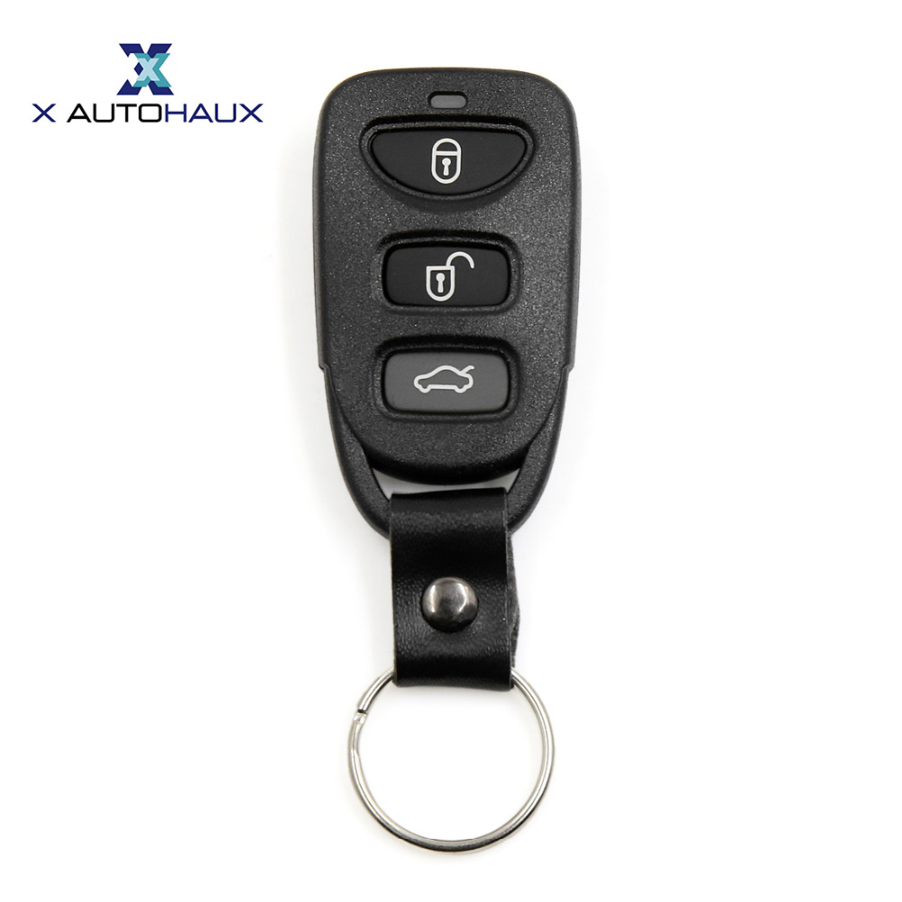 Hyundai Elantra 2007 For Sale: Aliexpress.com : Buy X AUTOHAUX 4 Buttons Key Remote Case