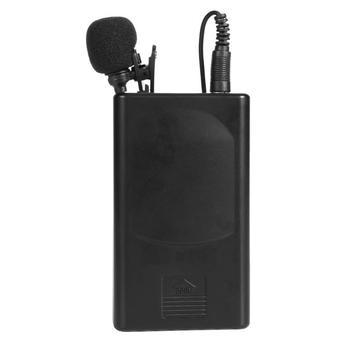 VHF этап беспроводные ПЕТЛИЧНЫЕ клип гарнитура микрофон fm-приёмопередатчик