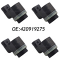4PCS 420919275 Parking Sensor For VW Golf Audi A5 A6 Quattro Q7 R8 Seat Skoda 4H0919275A 3C0919275Q