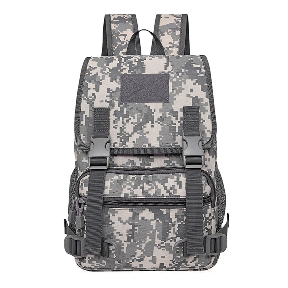 2018 New Men Durable Nylon Backpack Travel Military Laptop Student School Book Bag Casual Daypack