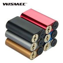 100% Оригинальные wismec шумный Крикет 18650 mod не в том числе 18650 Батареи не включены электронные сигареты mod Вдыхание пара мех mod