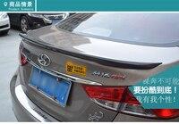Apto para Hyundai ELANTRA fibra de carbono alerón trasero