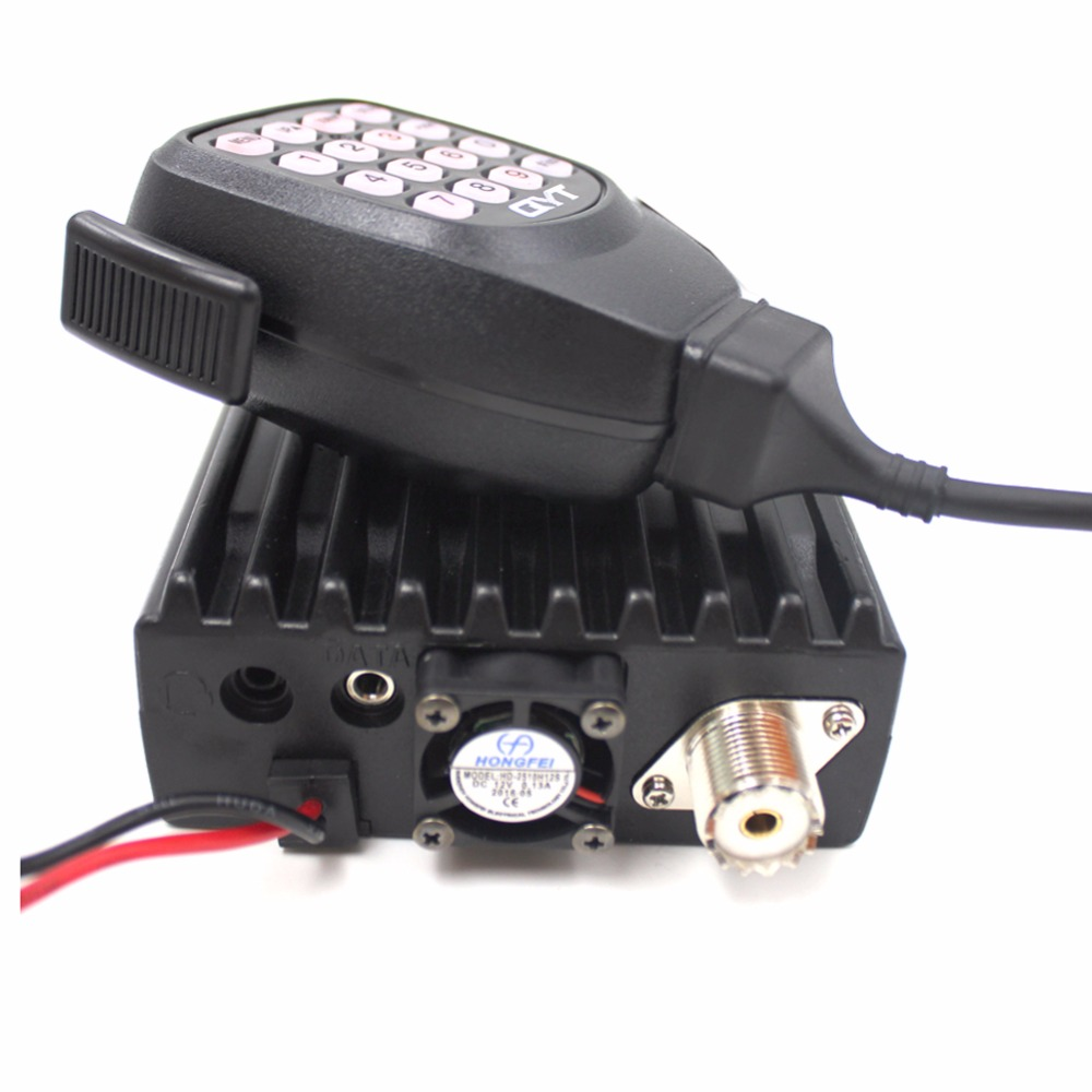 Image 4 - 2019 Latest Version Mini Mobile Radio QYT KT 7900D 25W Quad Band 144/220/350/440MHz KT7900D UV transceiver or with Power Supply-in Walkie Talkie from Cellphones & Telecommunications