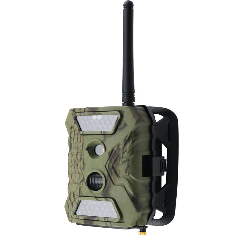 12MP Scouting Trail Camera MMS GSM GPRS Camera 940nm Black Led Invisible Animal Trap 1080P font