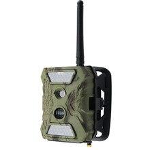 12MP Cámara del Rastro de Exploración MMS GSM GPRS Cámara de exploración 940nm Negro Led Invisible Trampa Animal 1080 P Cámara de La Caza