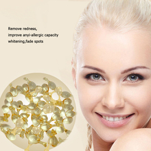 24k pure gold with snail repairing anti allergy & moisturizing in 3 days Anti Wrinkle Essence 6pcs/lot