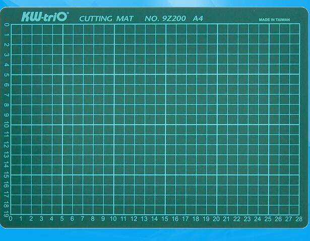 Office & School Supplies Cutting Mats Latest Collection Of A4 Grid Lines Cutting Mat Craft Card Fabric Leather Paper Board 30*22cm High Quality