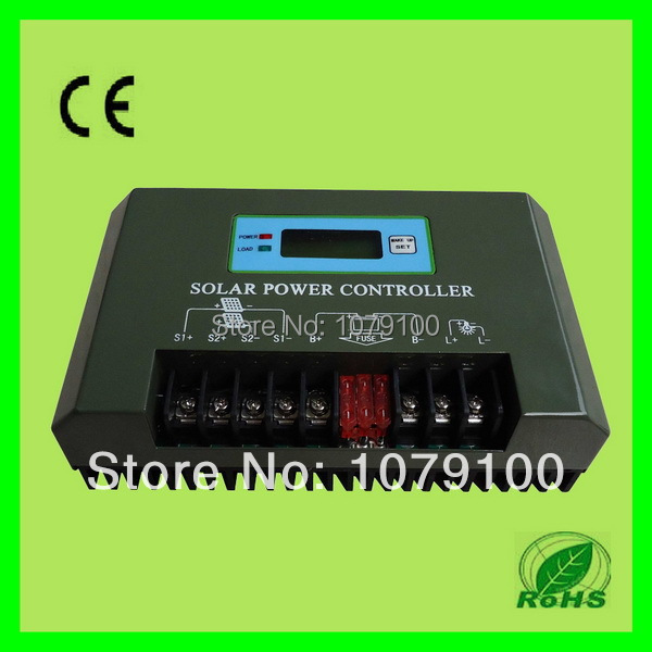 High Quality mppt solar charge controller 40a 12v
