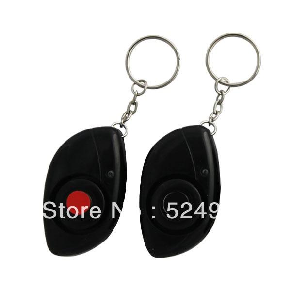 Wireless Remote Antilost Alarm Key Finder with 2 Receivers