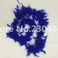 Beautiful BOLN 2 meters long (38-40 grams) decoration feather garment accessories wedding DIY fire feather fire tablets