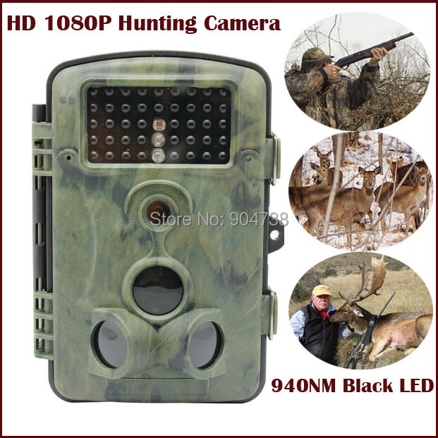940NM scouting hunting camera RD1000 New HD Digital Infrared Trail Camera 2.4' LCD IR Hunter Cam Russian 940nm trail hunting camera hc300 hd 1080p digital infrared scouting camera 2 0 lcd ir hunter cam