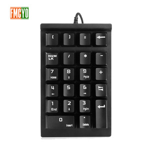 Image 3 - Digital Keypad Financial Accounting Laptop External Wired USB Green Axis Mechanical Numeric Keypad