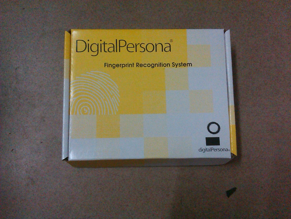 Stock Fingerprint Reader Biometric Reader URU4500 Digital Persona with USB SDK FREE SHIPMENT UareU4500 linux jave