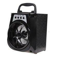 MS-133BT Outdoor Wireless Bluetooth Speaker Portable Stereo Subwoof Speaker Loudspeakers Super Bass Speaker With USB/TF/FM Radio