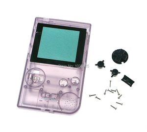 Image 4 - Replacement Repair Full Shell Housing Pack Case Cover full housing shell case with buttons For Game Boy Pocket GBP