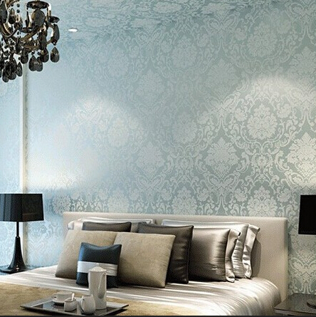 Vintage Classic Beige French Modern Damask Feature Wallpaper Wall Paper Roll For Living Room Bedroom TV Backdrop In Wallpapers From Home Improvement On