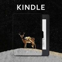 New Design Case For Amazon Kindle Paperwhite 3 2 1 6 Inch Ereader Slim Protective Flip