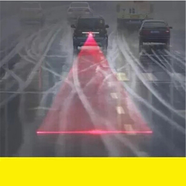 Car Styling Laser Fog Warning Lights Case For Opel Zafira Astra Vauxhall Mokka Insignia Vectra Antara In Decorative Lamp From Automobiles