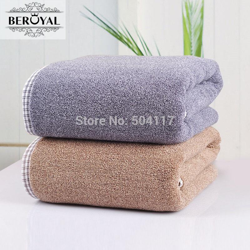 Bath Towels Lots: New 2017 Size 83*160cm 1pc/lot 100%cotton Bath Towel For