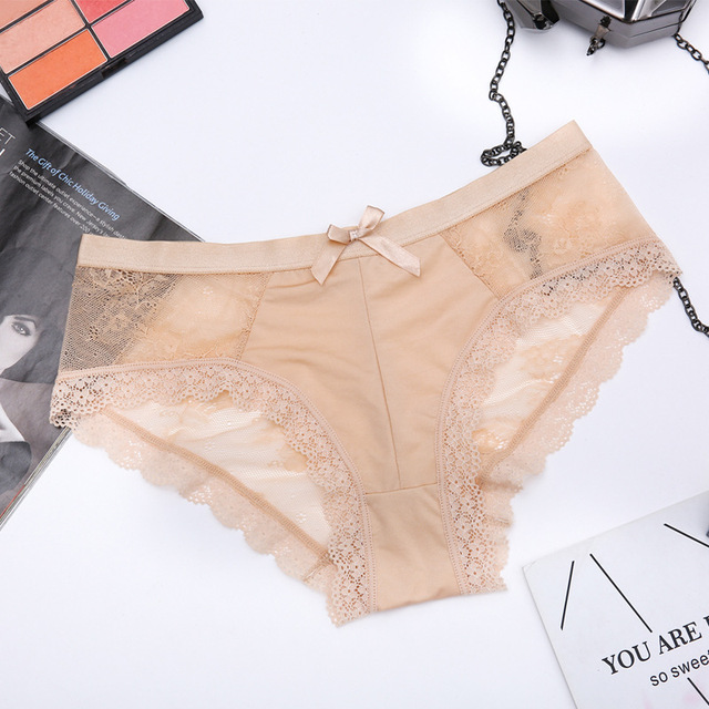 Sexy and Elegant Laced Women's Panties