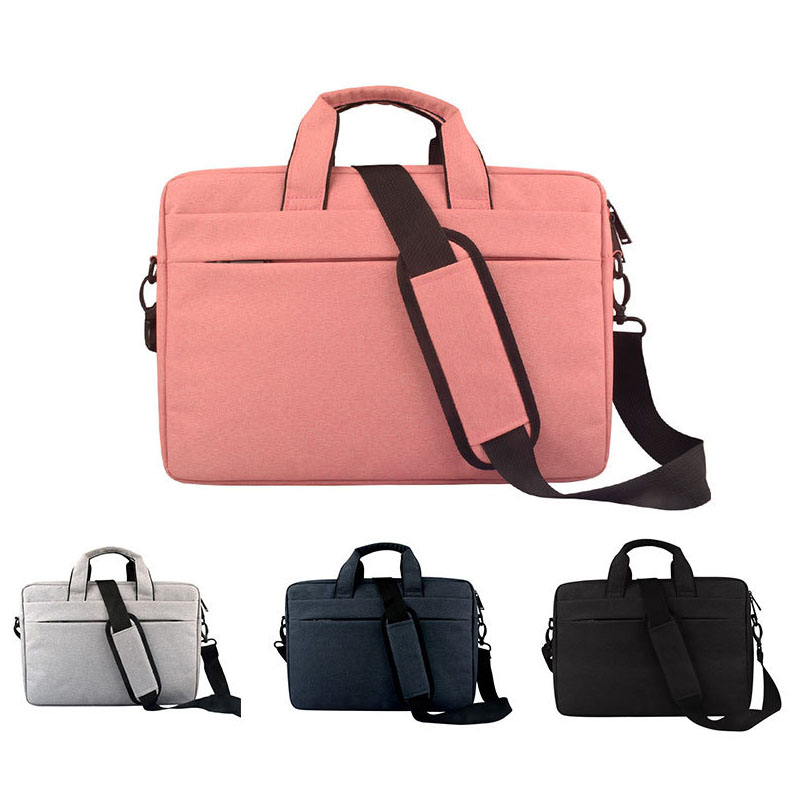 Multi-use Design Laptop Briefcase for Macbook Air 13 Case Pro Retina 11 12 15 14 Nylon Laptop Bag NoteBook Sleeve House