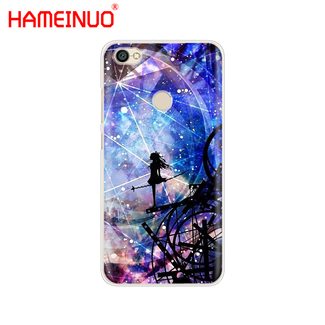 HAMEINUO Starry Day Anime Cover phone  Case for Xiaomi redmi 5 4 1 1s 2 3 3s pro PLUS redmi note 4 4X 4A 5A 1