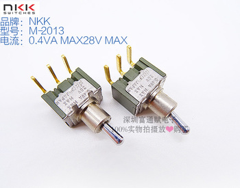 M-2013 Toggle Switch Toggle Switch Toggle toggle 3-pin 3-position Inlet Bend foot фото