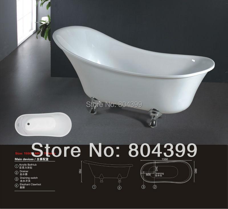 B530 detox foot baths /clawfoot royal bath tub freestanding baby ...