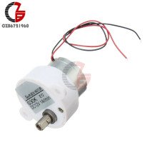 DC 12V Electric Brushless DC Motor High Torque Gear Motor Geared Box S30K Reduction Motor 14RPM 2 Wires for Electronic Toys Fan(China)