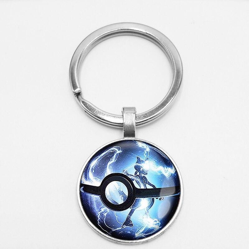 handmade-anime-font-b-pokemon-b-font-go-key-ring-pikachu-glass-keychain-pocket-monster-keyring-pendant-mini-charmander-squirtle-eevee-vulpix