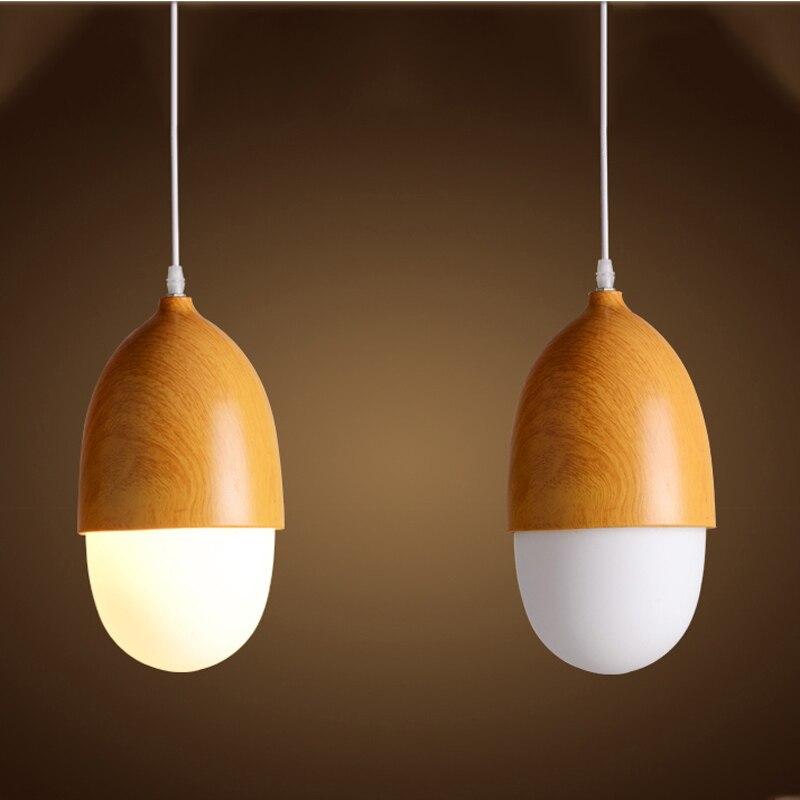 Modern Pendant Lights Lamparas De Techo Vintage Suspension Luminaire