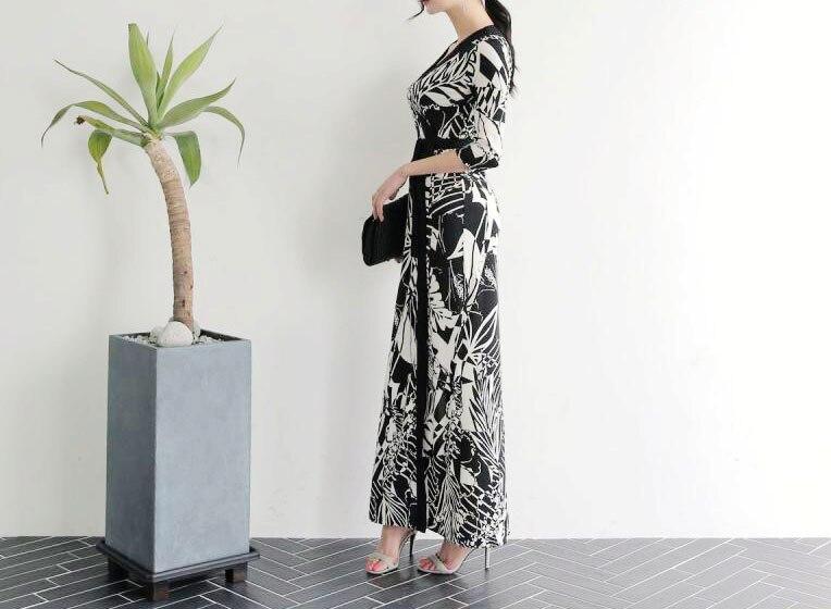 Femmes Imprimer Multi D'été Long Plage Wrap Robes Maxi Robe Longue Dames Femme 2019 ZURWqX7cIq