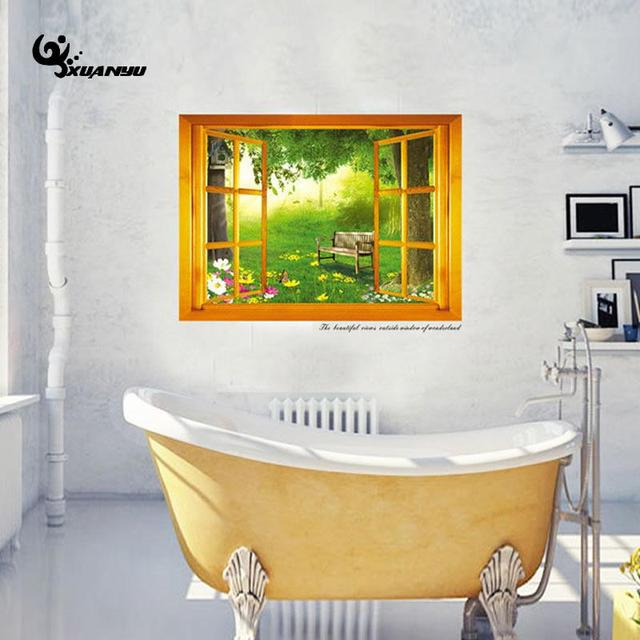 Buatan Luar Adegan Wall Stiker Untuk Ruang Tamu Kamar Tidur Dinding Kamar Mandi Dekorasi Di Wall Stickers Dari Rumah Taman Aliexpresscom Alibaba