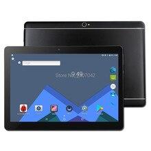 안드로이드 9.0 최신 128 기가 바이트 rom 태블릿 10 인치 3g 4g lte gps 와이파이 전화 태블릿 8 코어 ips 스크린 무료 배송