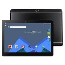 Android 9.0 najnowszy 128GB Tablet rom 10 cal 3G 4G LTE GPS telefon wifi zadzwoń Tablet 8 rdzeni ekran IPS darmowa wysyłka