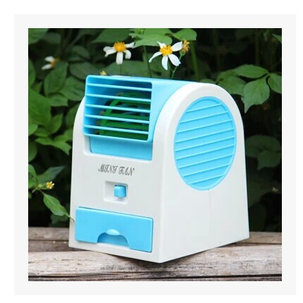 Creative Mini fan USB3AAA Hand portable air conditioner small