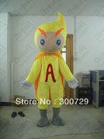 super boy cartoon mascot costumes person onesies for adults