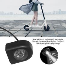 New Electric Scooter Spotlight Headlights Original LED Spotlights Long Range For Xiaomi M365 Accessories