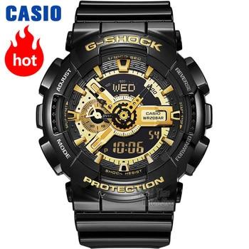 цена на Casio Watch men G-SHOCK top luxury set Waterproof Clock Sport quartz watchs LED relogio digital Watch g shock Military men watch