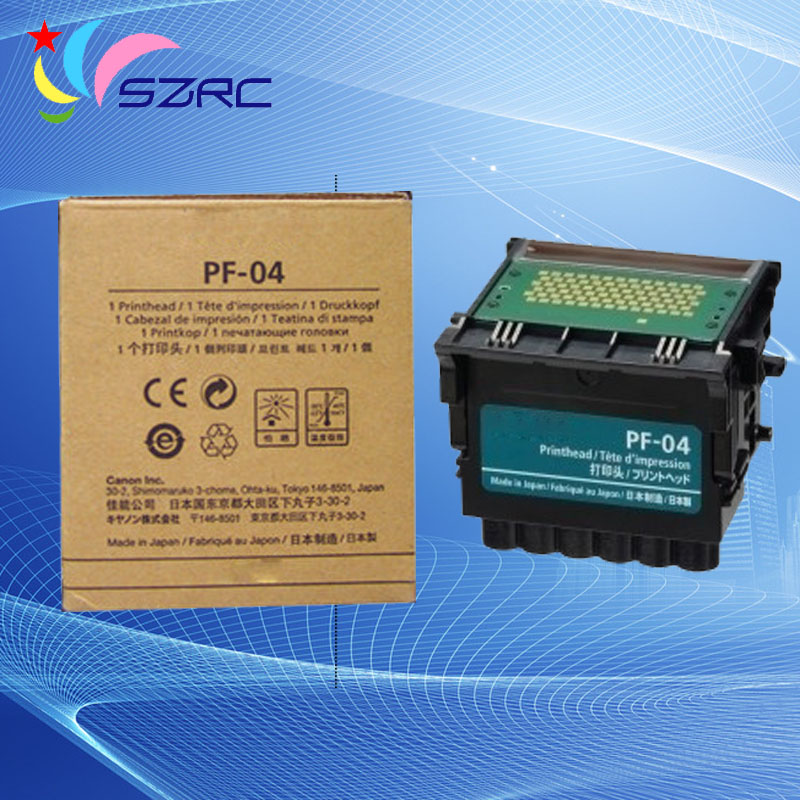 New Original PF-04 Print head For Canon iPF650 iPF655 iPF750 iPF755 iPF760 iPF765 iPF680 iPF685 iPF780 iPF785 Printhead for canon pf 04 printhead for canon ipf650 ipf655 ipf750 ipf755 ipf760 ipf765 priner head