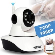 Wanscam 720P 1080P Wifi IP Camera Wireless Indoor Home CCTV Security Camera Baby Monitor IR Night Vision P2P PTZ Mini IP Camera