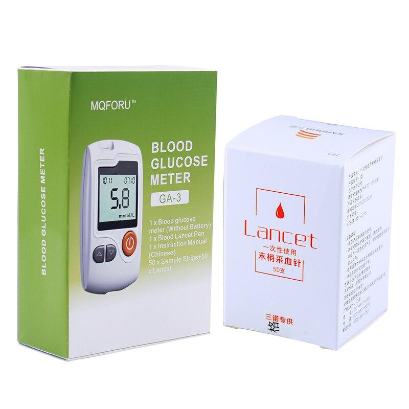 voz inteligente detecção de açúcar no sangue