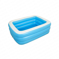 Long Folding Inflatable Bathtub Adult Tub Thick Plastic Bath Barrel Shower Household Steam Inflatable Bath Tub Kids Foot Soak