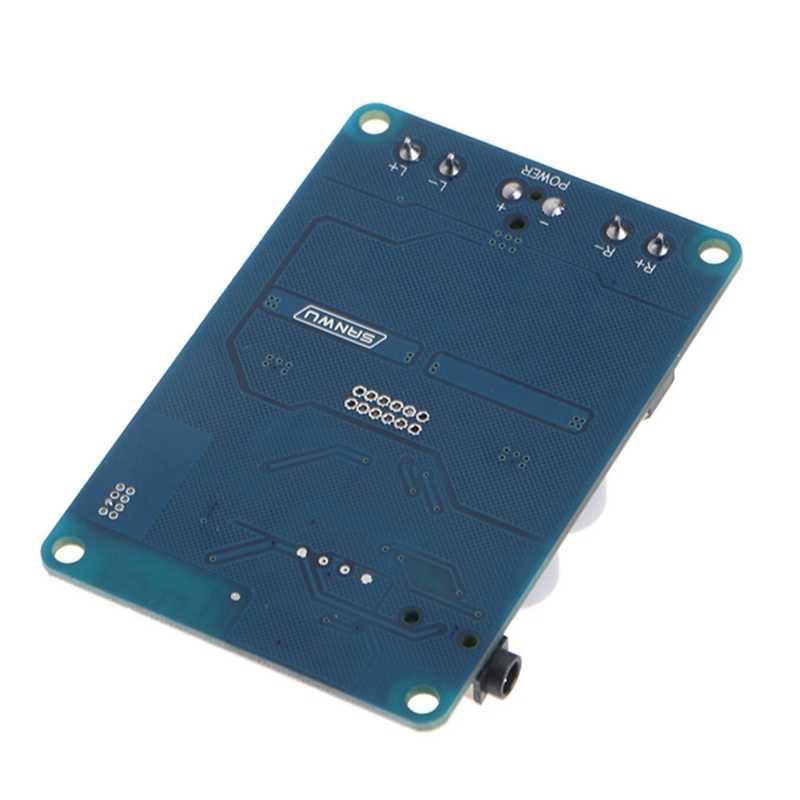 Новый 2017 для TDA7492P Bluetooth приемник аудио Плата 2x25 Вт мини усилитель мощности DIY двухканальный Лидер продаж