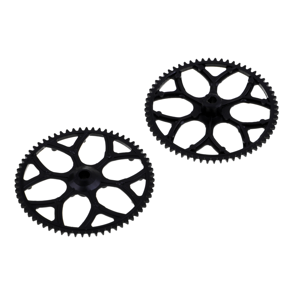 Replacement Gear Set for WLtoys V977 V988 V966 XK K110 RC Helicopter Spare Parts