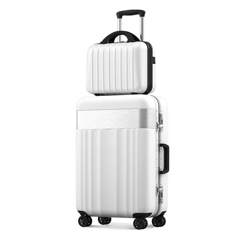 2022242628inch wheels fashion trip suitcases and travel bags valise cabine valiz maletas koffer suitcase carry on luggage 162024inch pu leather trip suitcases and travel bags valise cabine maletas valiz suitcase koffer carry on luggage