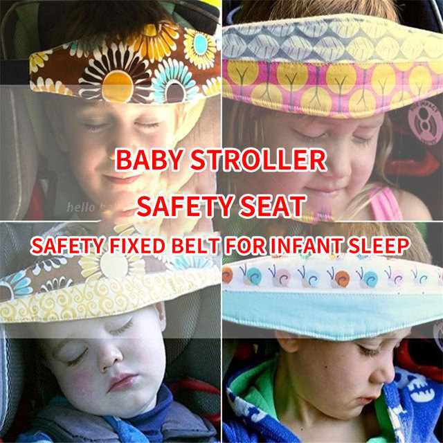 2pcs/lot  Infant safety seat and other sleeping safety seat sleeping safety belt sleeping artifact